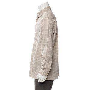 Ermenegildo Zegna Shirts - Ermenegildo Zegna Printed Button-Up Shirt